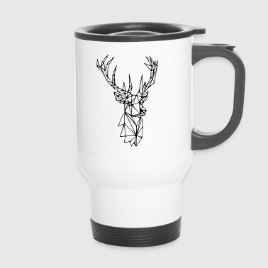 deer - Travel Mug