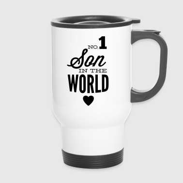 no1 son of the world - Travel Mug