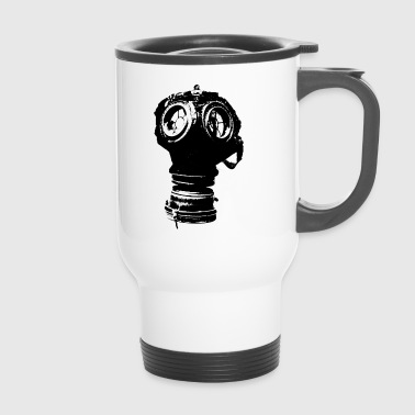 Gas-mask - Travel Mug