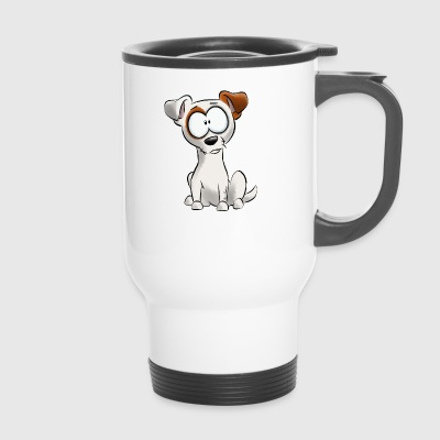 Je suis Jack Russell Terrier - Mug thermos