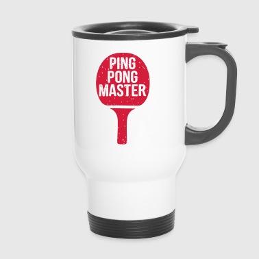 Ping Pong Master Travel Mug