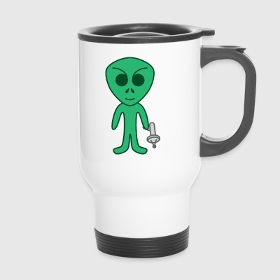Alien - Travel Mug