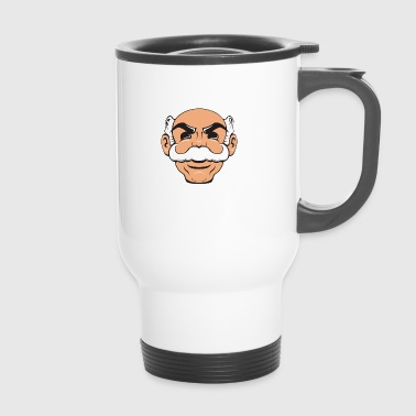 MASK OFF - Travel Mug