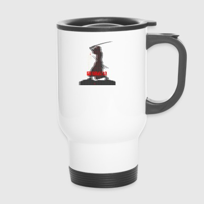 samurai - Travel Mug