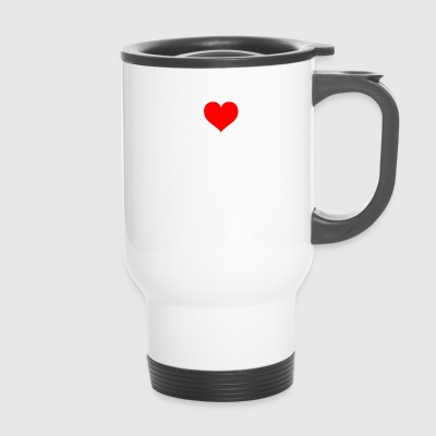 I Love Egypt - Travel Mug