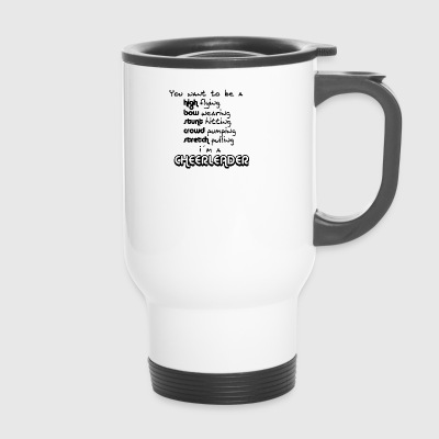 You_want_to_be_a - Mug thermos