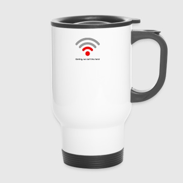 cant vivre ici - Mug thermos