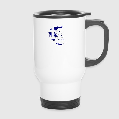 GREECE / GREECEh - Travel Mug