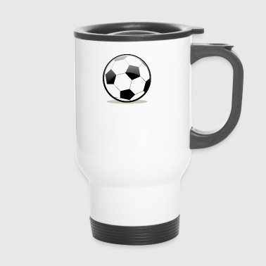 football - Mug thermos