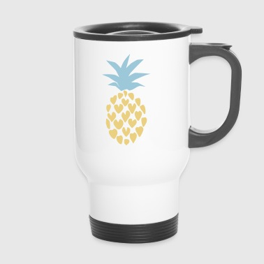 Ananas - pineapple-Lover - Termosmugg