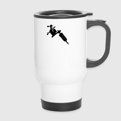 Machine de tatouage - Mug thermos