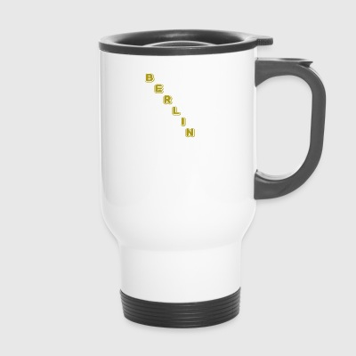 croix blanche Berlin - Mug thermos