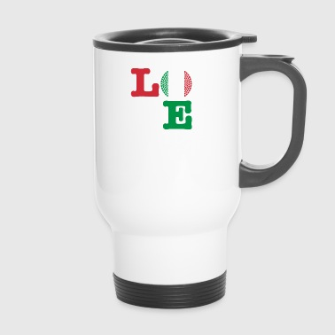 ITALY HEART - Travel Mug