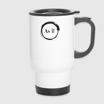 400dpiLogoCropped - Travel Mug