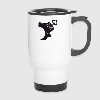 handcuff - Travel Mug