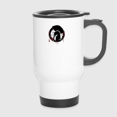 Spartans Pain Half Blood - Travel Mug