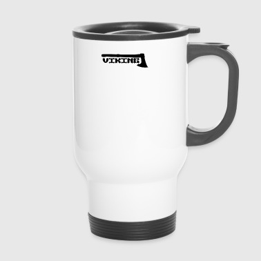 Viking ax - Travel Mug