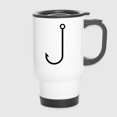 Fishhook (icon) - Travel Mug