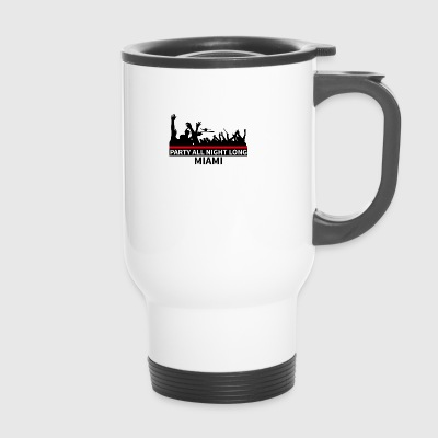 MIAMI Party - Travel Mug
