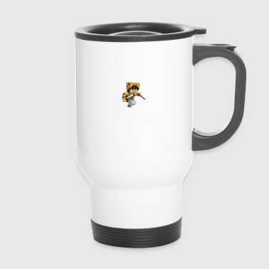 Gamer Cartoon CookieMarcool - Mug thermos