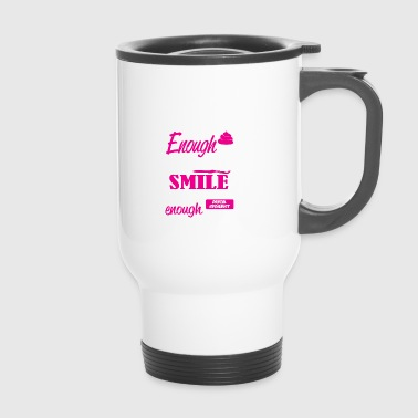 Dentist sweet enough to make you smile - Travel Mug