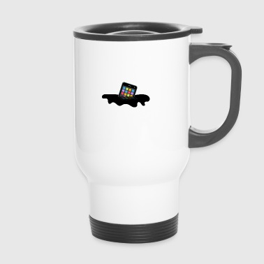 mobile - Travel Mug