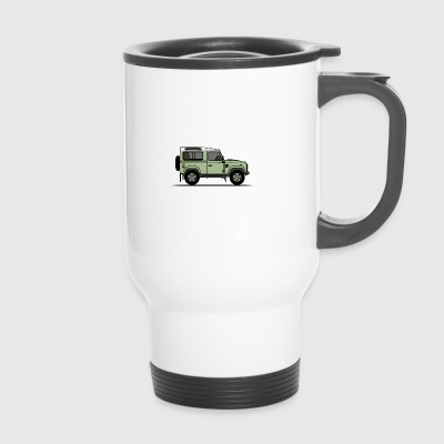 Defender 90 - Travel Mug