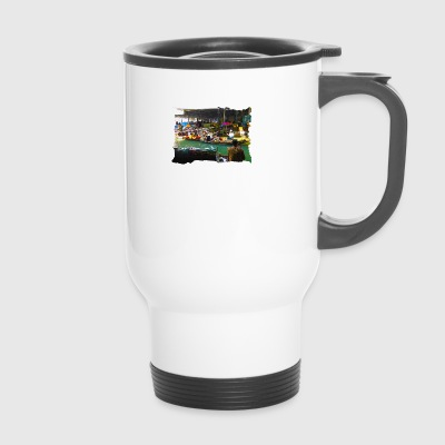 floating Market - Travel Mug