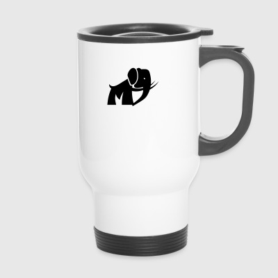Mammut Logo - Travel Mug