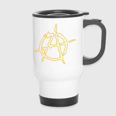 ANARCHY INK - Travel Mug