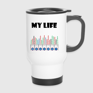 Sangerism - My Life - Travel Mug