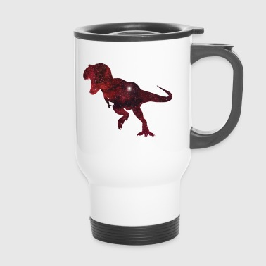 T-Rex in Space - Tazza termica