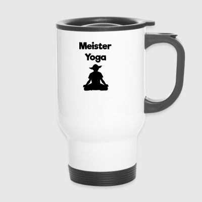 Meister Yoga - Thermobecher