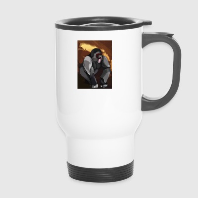 GORILLA - Travel Mug