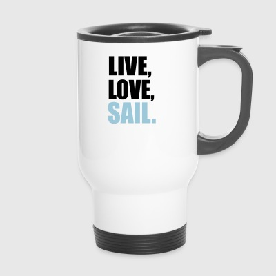 sailing - Travel Mug