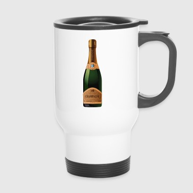 Champagner Champagne - Thermobecher