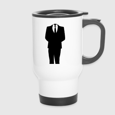 Costume Homme d'affaires - Mug thermos