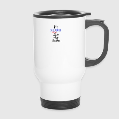 White Hat Hackers - Mug thermos