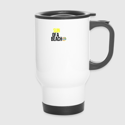 Sun of a beach - Travel Mug