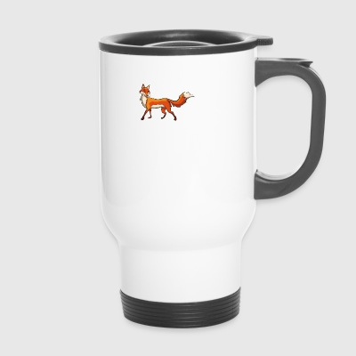 Pretty fox - Travel Mug