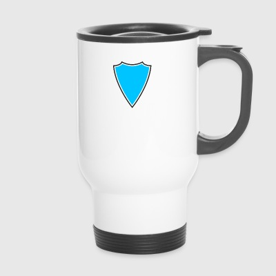 shield blue - Thermo mok