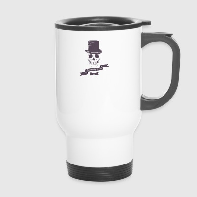 Groomsday is near - Travel Mug
