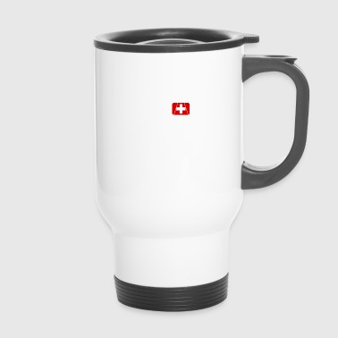 Fête nationale suisse - Mug thermos