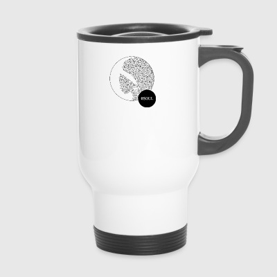 Soul WHITE - Travel Mug