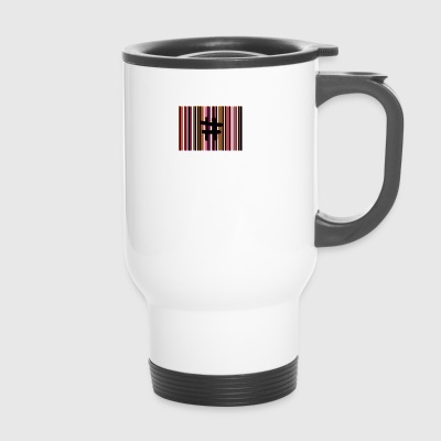 Barcode - Travel Mug