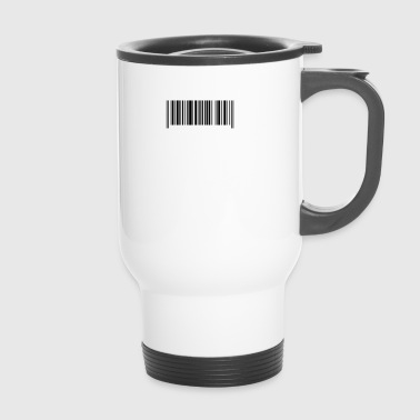 Code barre fabriqué en france - Mug thermos