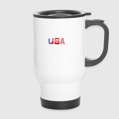 USA2 - Travel Mug