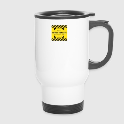 URBAN POWER TRAINING - Travel Mug