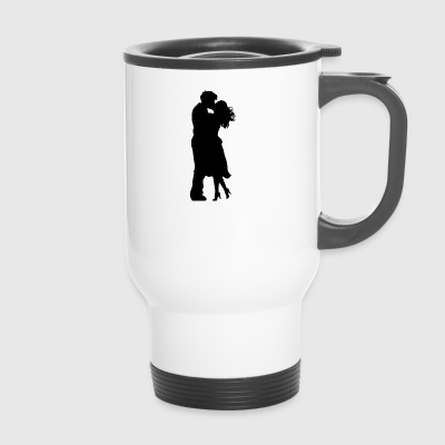 couple - Mug thermos