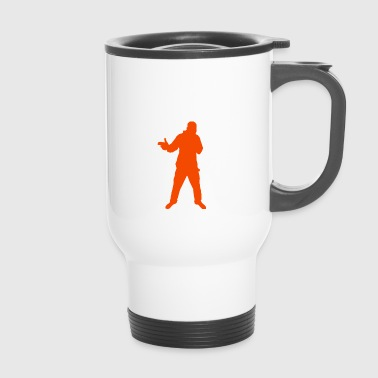 rapper 150468 960 720 - Travel Mug